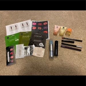 LOT of MAC Clinique Make Up Samples NEW